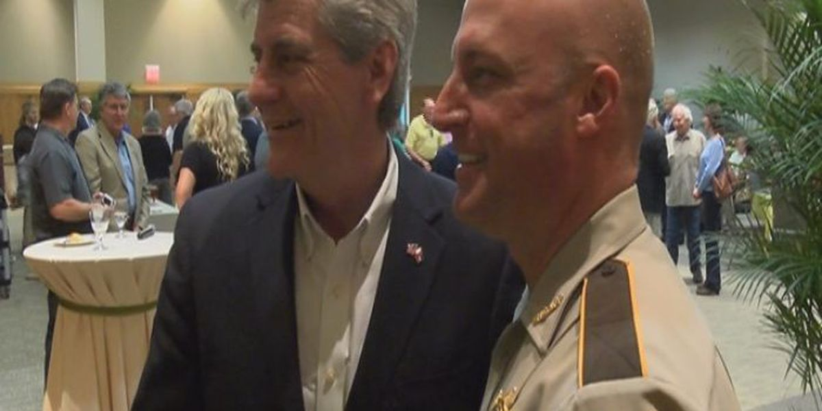 Governor Phil Bryant endorses in Jones County sheriff's race