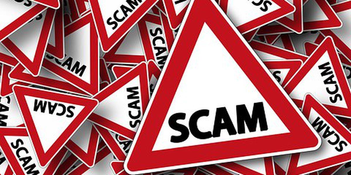 Jones County Sheriff's Dept. warns of scam