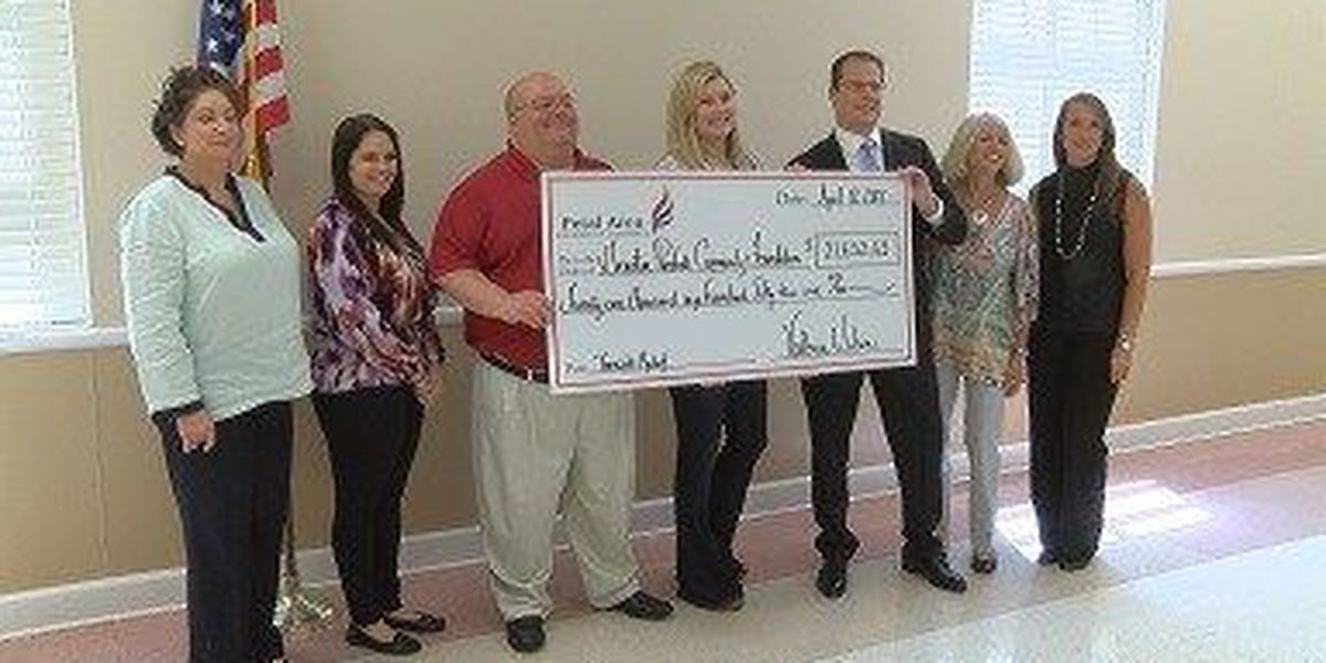 Funds raised at 'Protectors of Petal' event donated to Pine Belt Foundation
