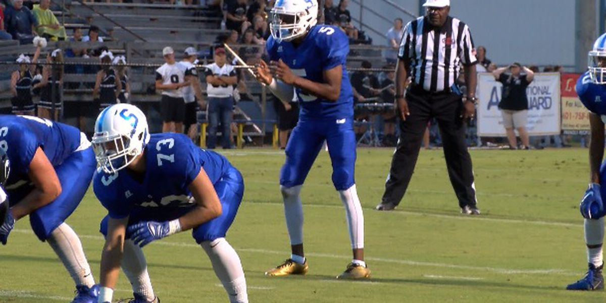 Sumrall hosts Purvis in battle for Highway 589