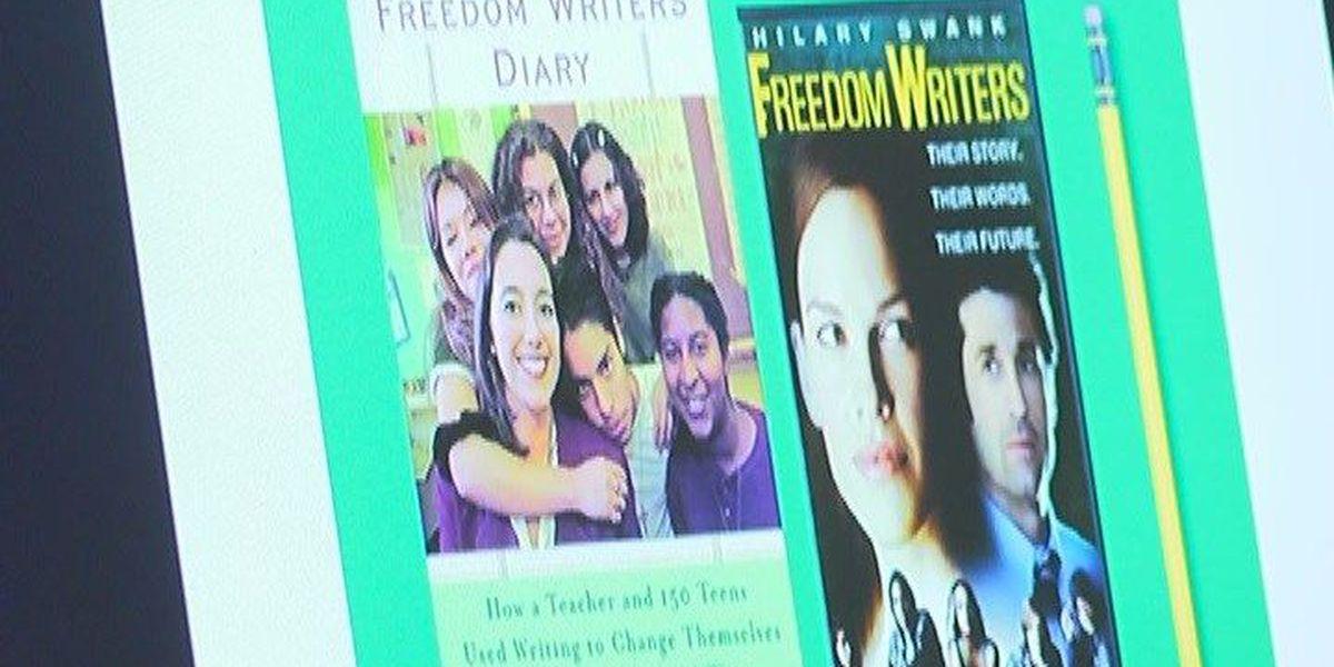 Freedom Writers inspire Laurel teachers