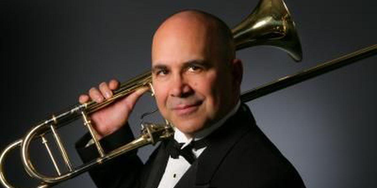 World Famous Trombonist Joseph Alessi to Perform in Hattiesburg