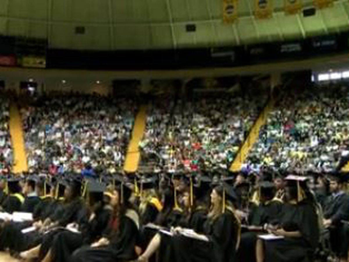 USM hosting fall commencement Thursday and Friday