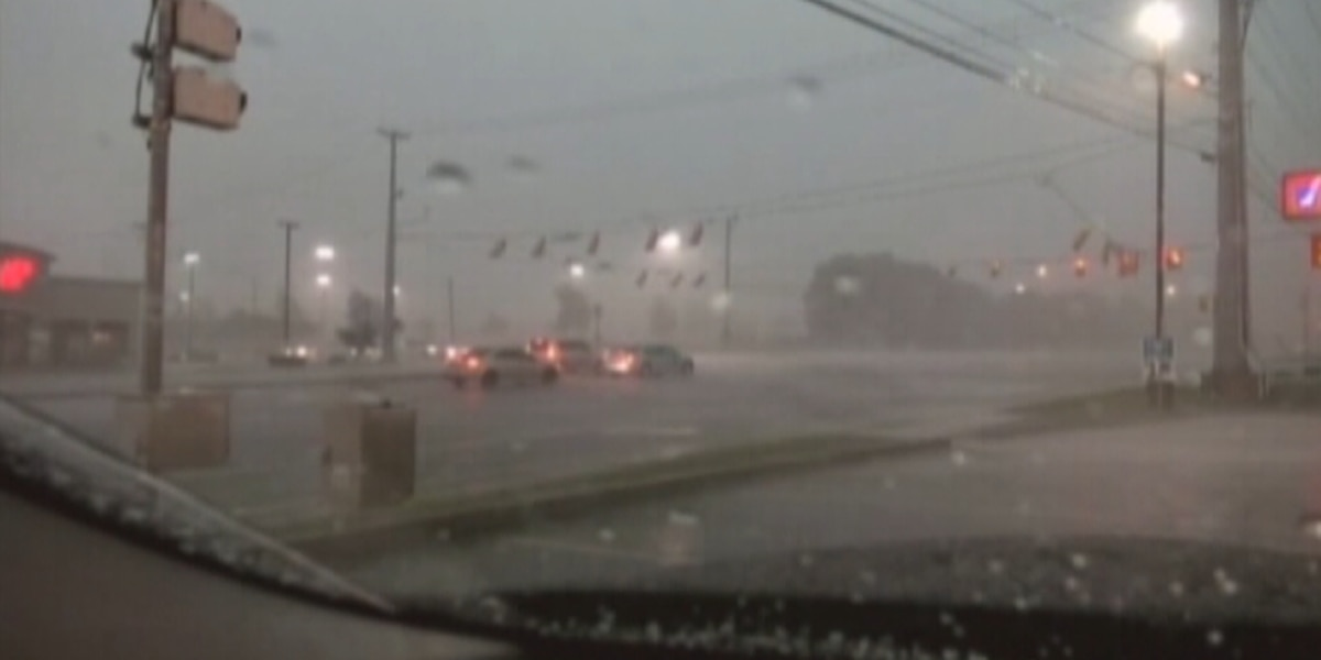 Safety tips for potential severe weather coming to Pine Belt