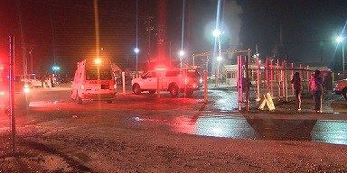 Jones firefighters familiar with Hunt Refining because of training