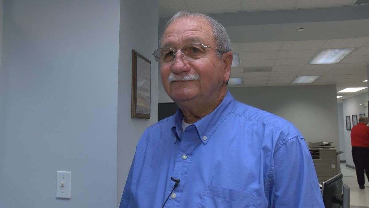 Longtime Lamar County supervisor not seeking re-election