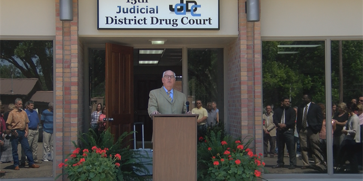 15th District Drug Court opens new facility