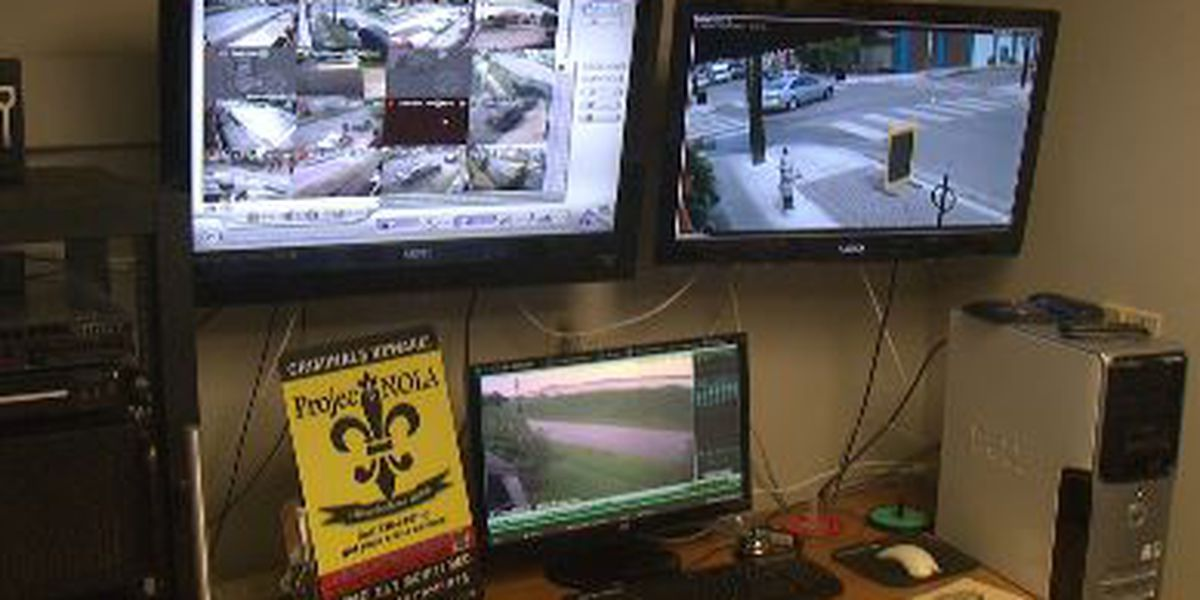 Hattiesburg mayor pushes for citywide camera system to reduce crime
