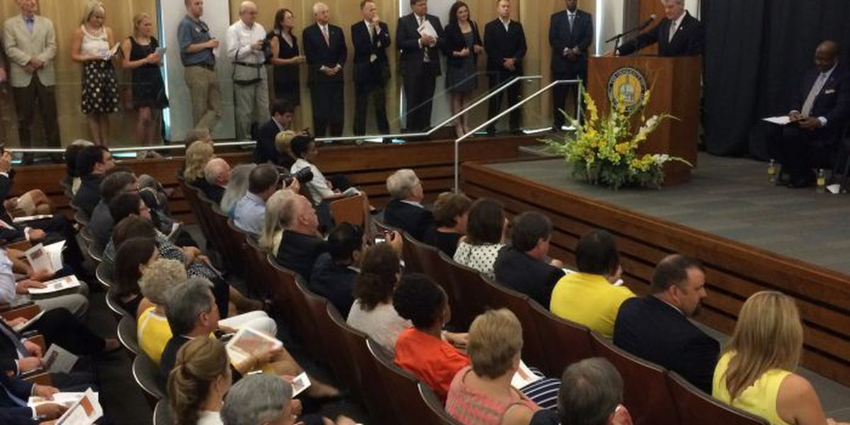 USM dedicates $34 million Scianna Hall