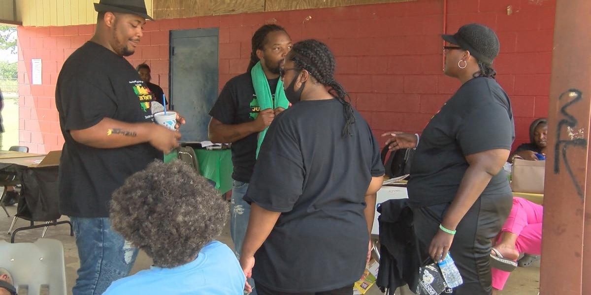 Marion County organization hosts Juneteenth event