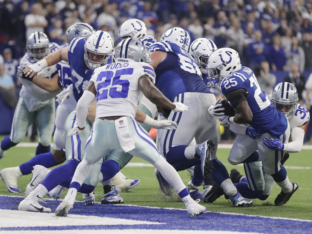 Colts use Mack attack, defense to shut down Cowboys 23-0
