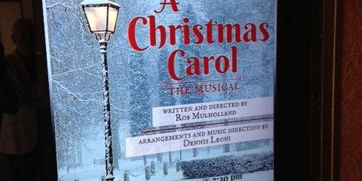 'A Christmas Carol' to debut at Hattiesburg Saenger Theatre