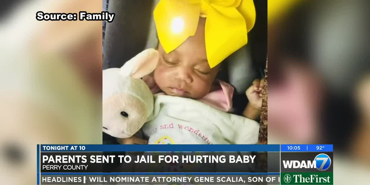 Parents sent to jail for injuring baby in Beaumont