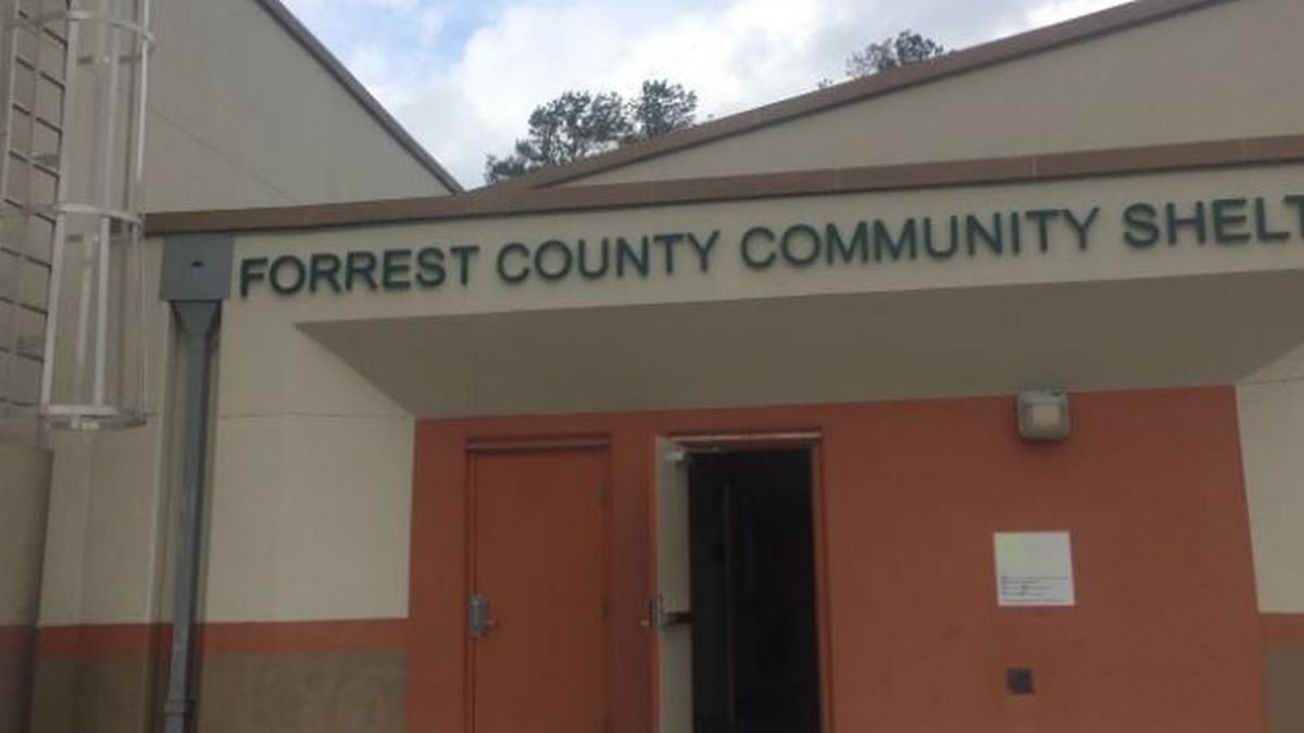 Jones, Forrest County safe rooms offer shelter from Gordon