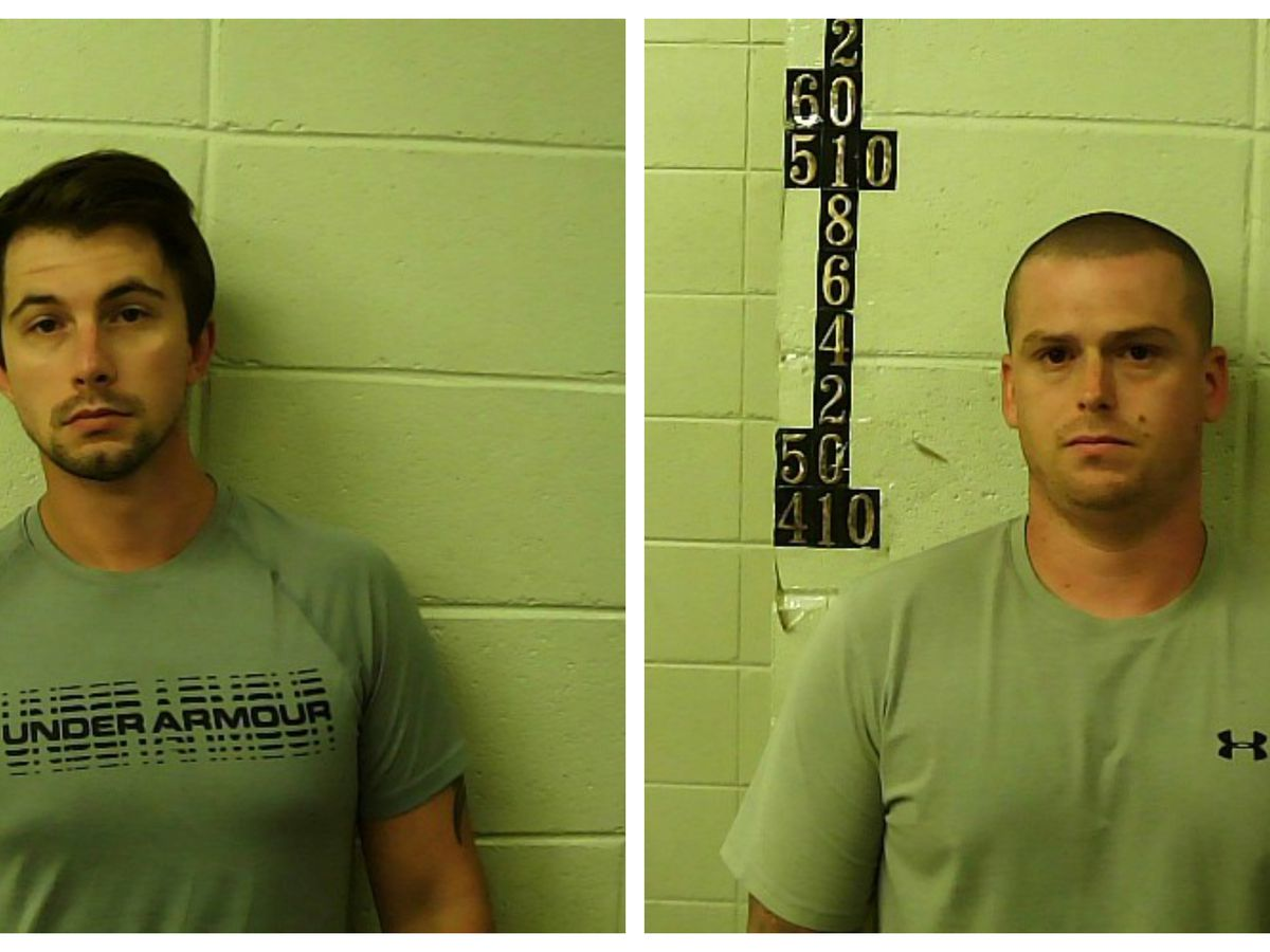 Former Laurel officers plead not guilty to charges in Jasper Co. indictments
