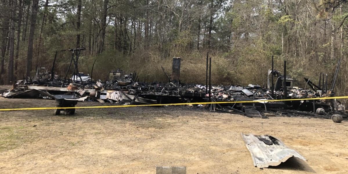 Jones County firefighters respond to 'suspicious' Ovett fire
