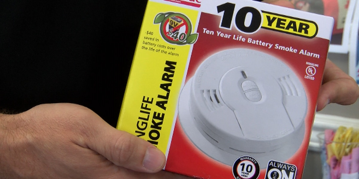 The American Red Cross will install more than 400 smoke alarms in Hattiesburg