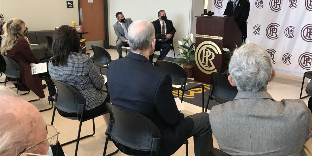 New PRCC STEM center named for retired instructor, public servant