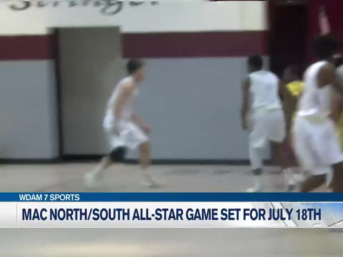 MAC North/South All-Star Basketball Game set for July 18