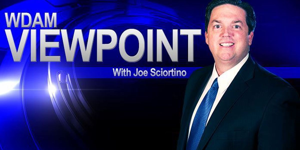 Joe's Viewpoint: Register to vote