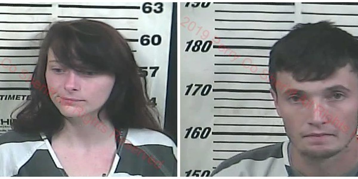 2 arrested after meth found during traffic stop in Perry County