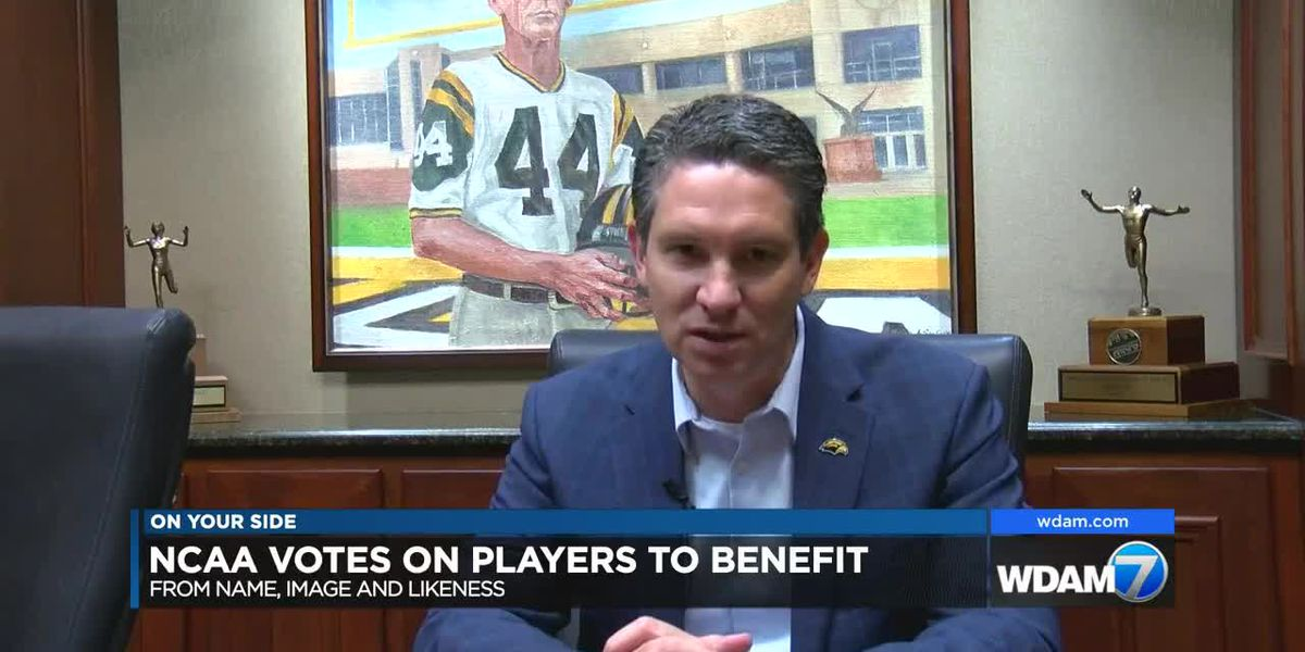 Southern Miss AD comments on NCAA compensation decision