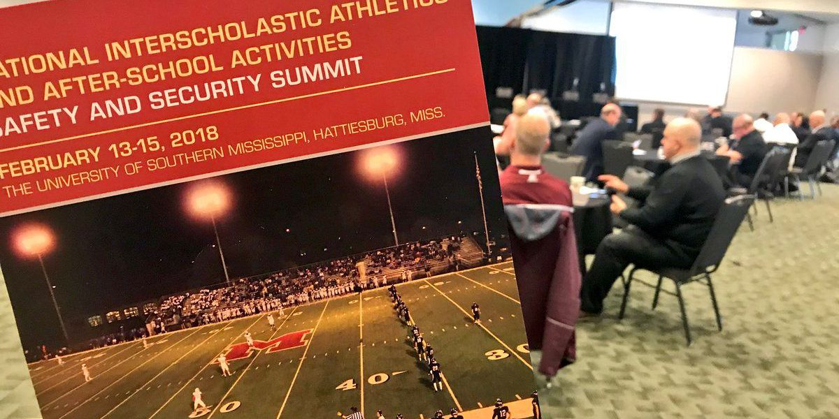 NCS4 hosts Athletics, After-School Activities Safety and Security Summit