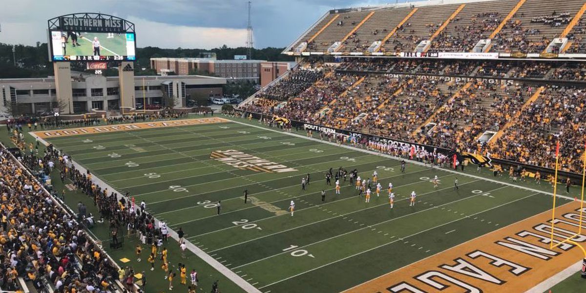 Southern Miss stunned by Louisiana-Monroe, 21-20