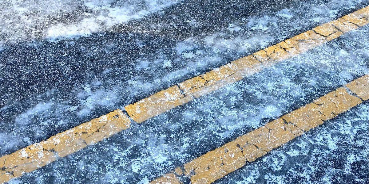 MHP still urge drivers to be aware of winter road conditons