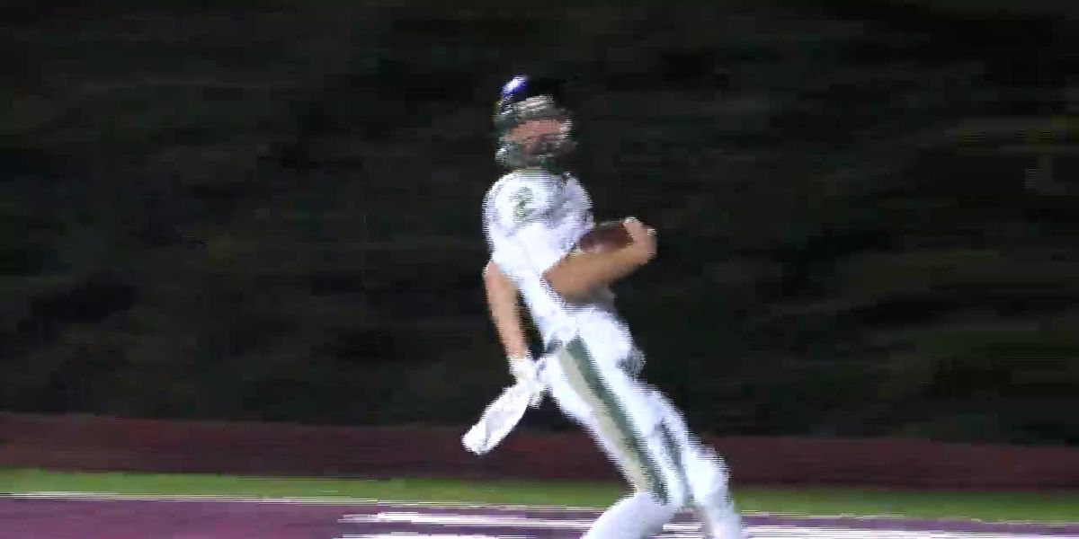 West Jones at Picayune highlights