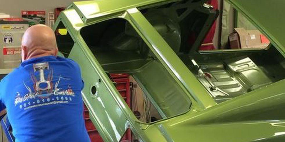 Petal car garage sells custom cars all over the world