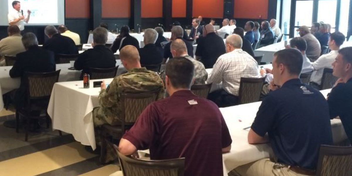 Camp Shelby hosts first drone workshop for state agencies