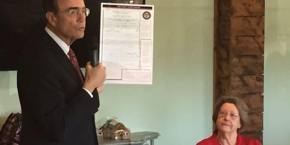 Secretary of State Hosemann featured speaker at luncheon