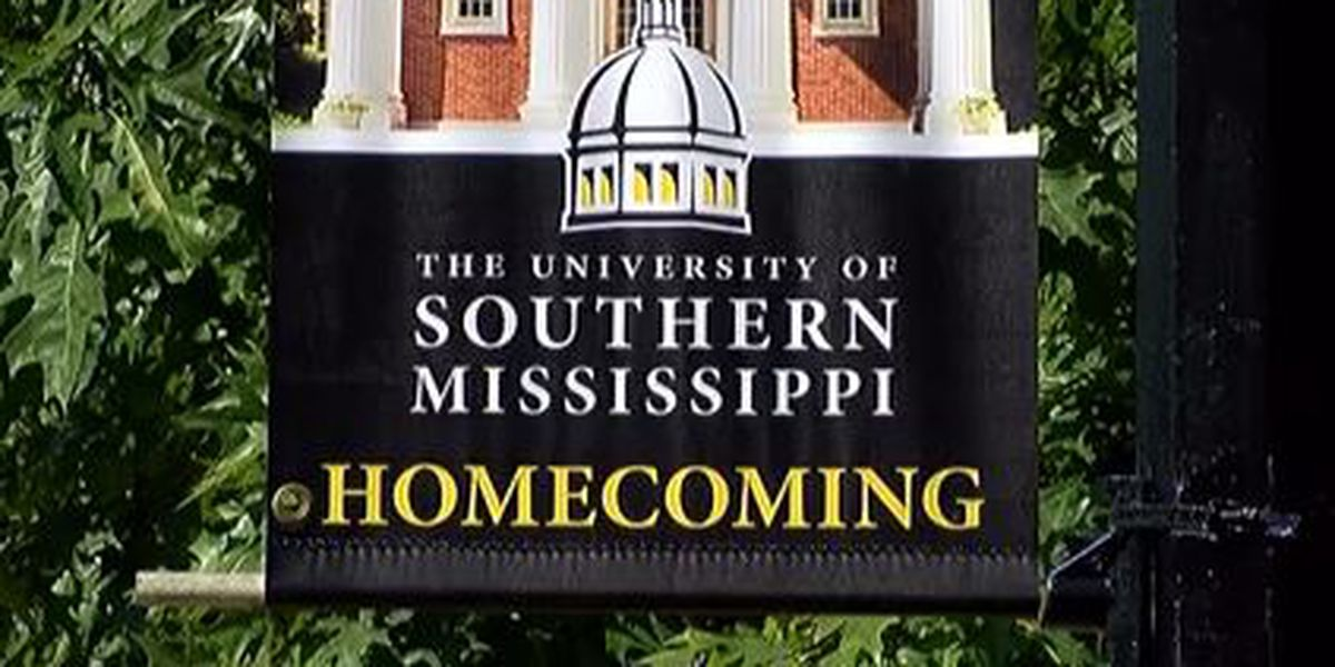 Southern Miss kicking off 2019 Homecoming