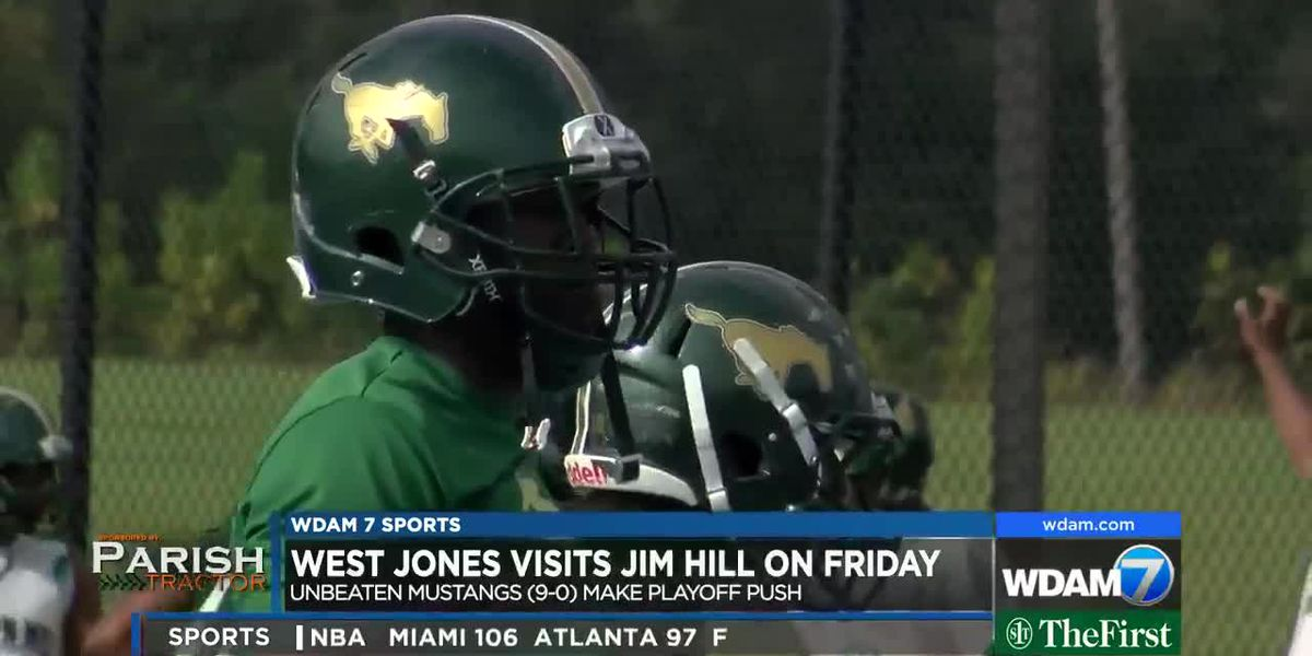 West Jones looks to finish strong entering playoffs