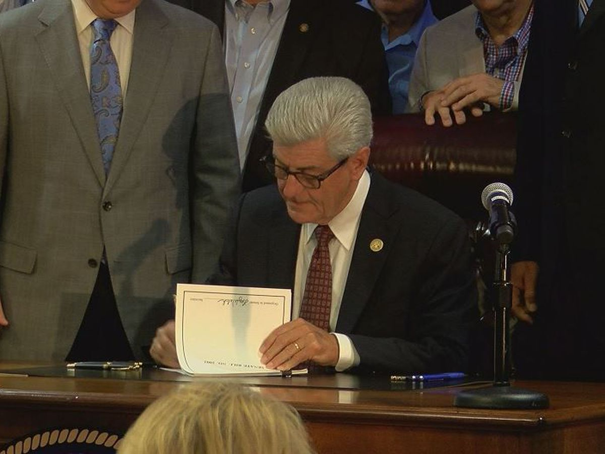 Gov. Bryant releases budget proposals for 2020