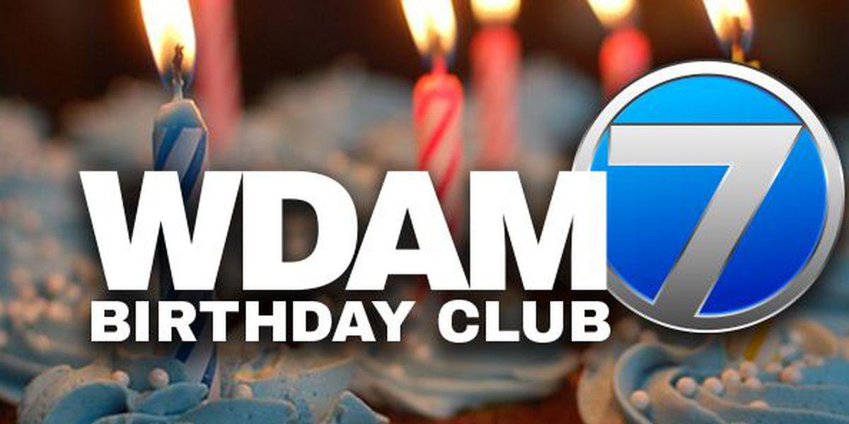 WDAM Birthday Club