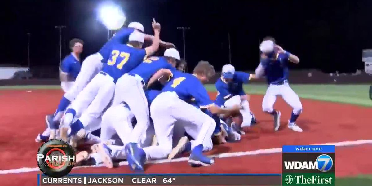 Sumrall walks it off to Pearl