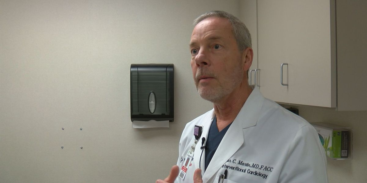Cardiologist speaks about lifestyle changes from heart disease