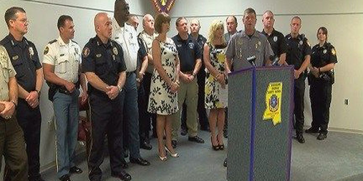"""State, local authorities remind residents to """"Drive Sober or Get Pulled Over"""""""