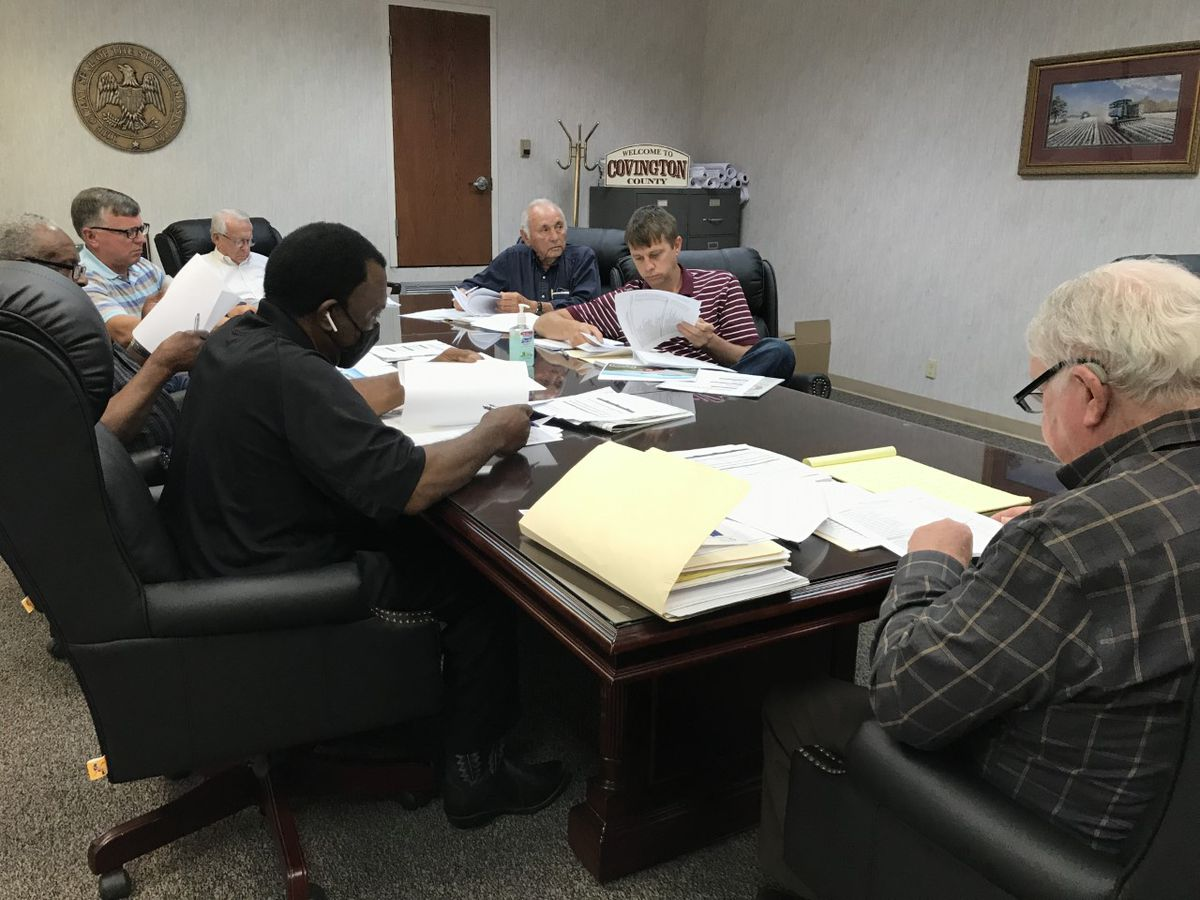 2 companies submit bids to run new Covington Jail kitchen