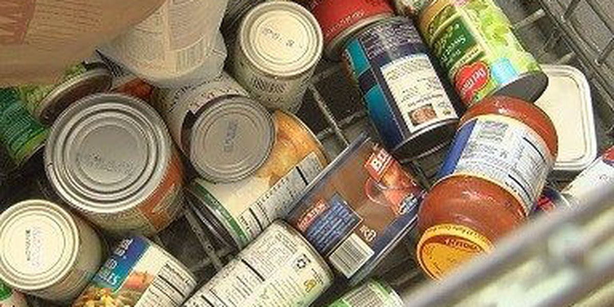 Local food pantries restocked after 24th 'Stamp Out Hunger' food drive