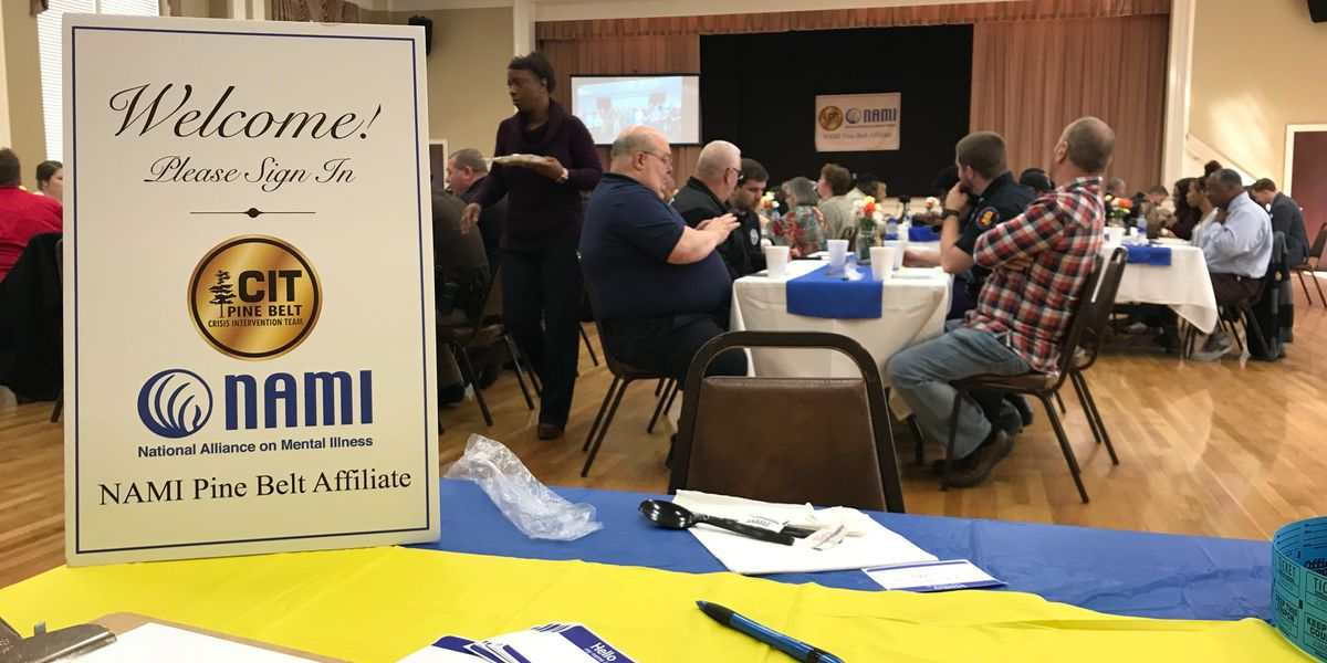 Pine Belt crisis intervention teams recognized