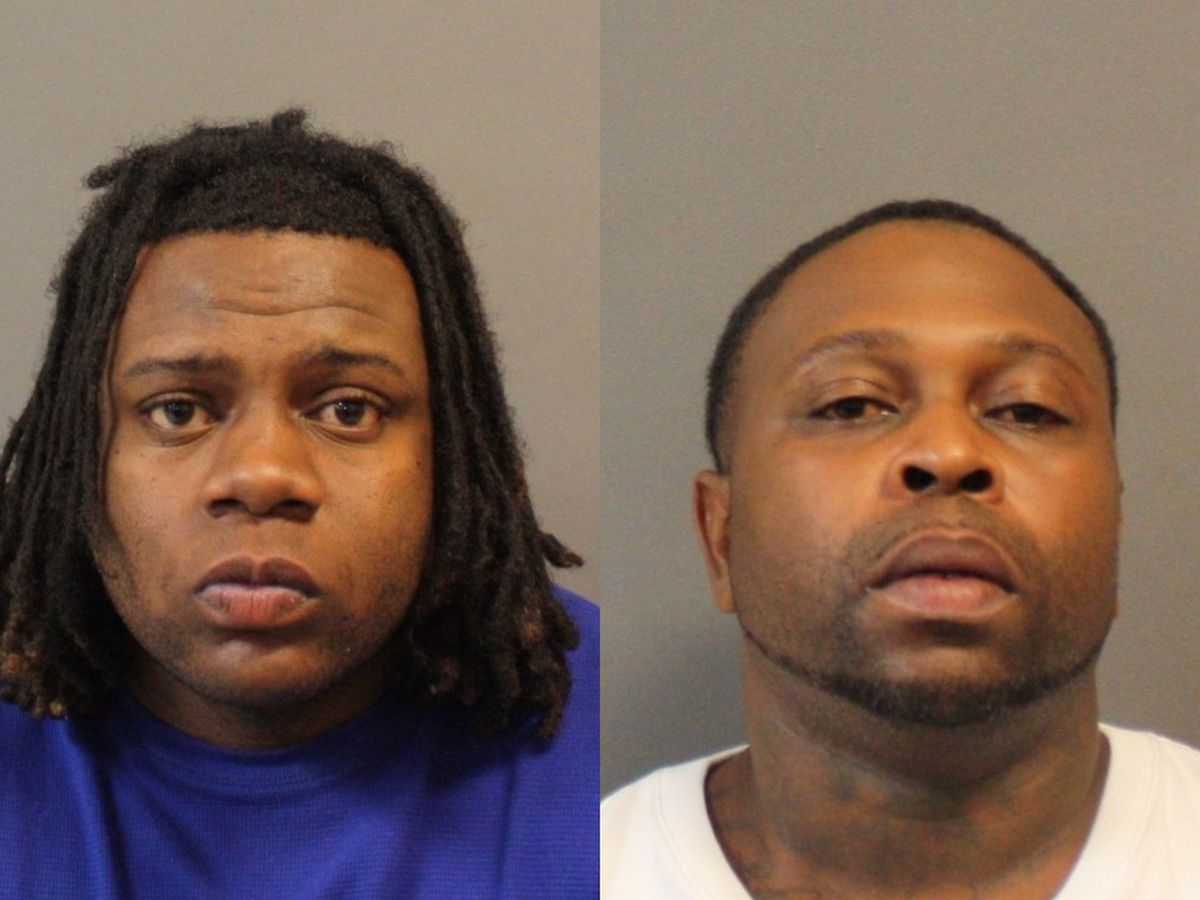 Two auto burglary suspects arrested in Hattiesburg