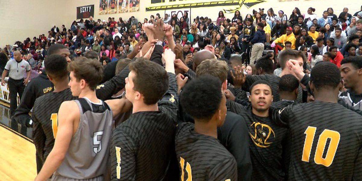 Hattiesburg basketball sweeps Oak Grove