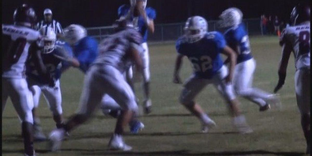 Sumrall pushes past Richton, 42-18