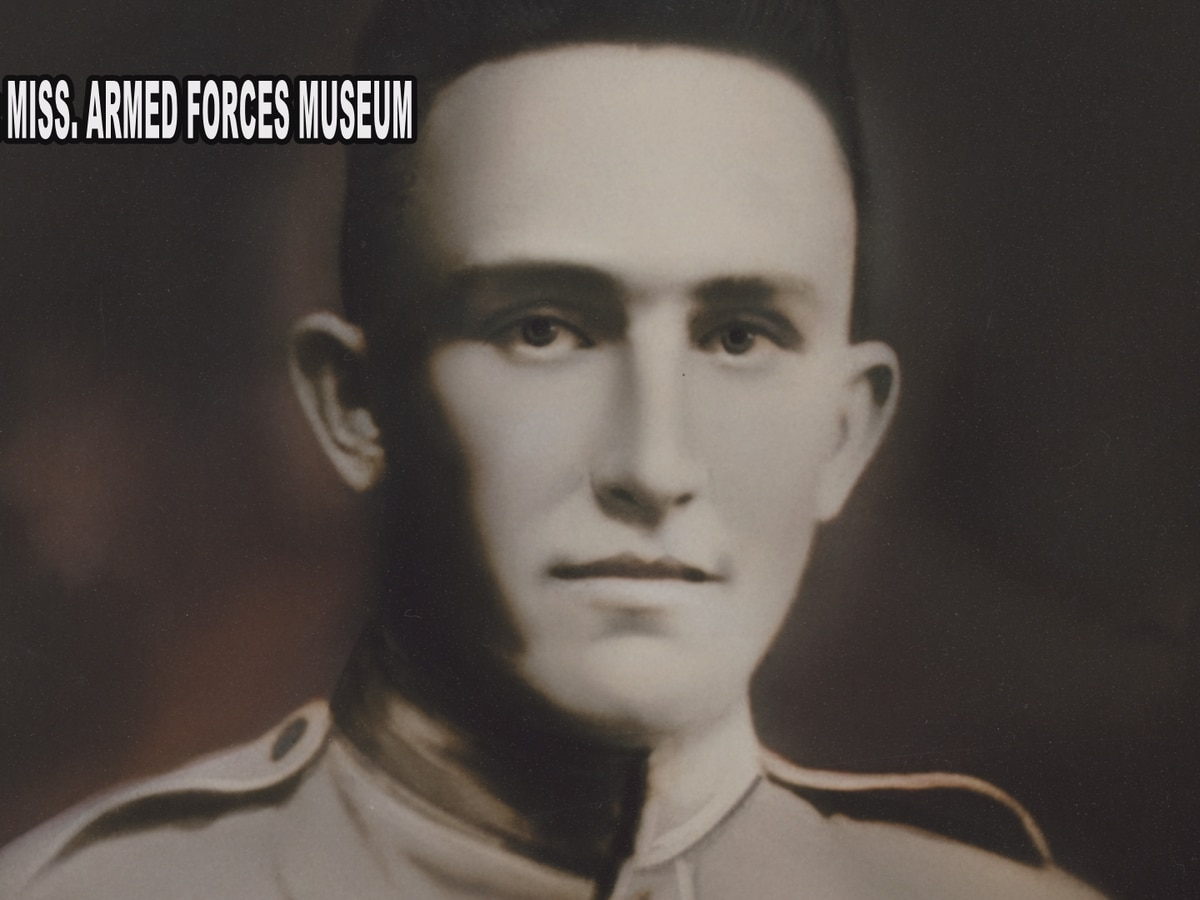 Shelby museum featuring new exhibit on Lucedale WWI hero