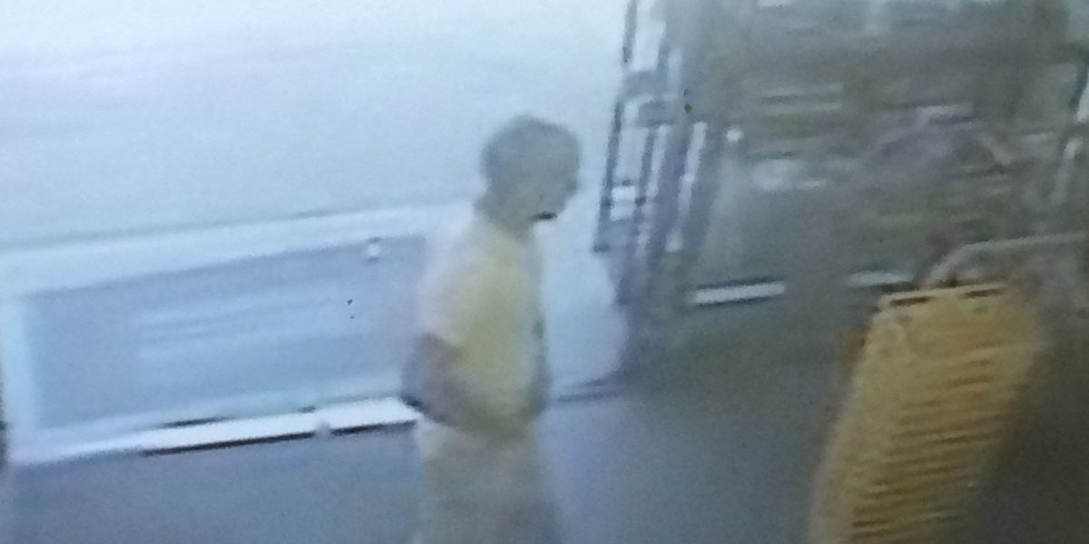 JCSD search for suspect involved in identity theft