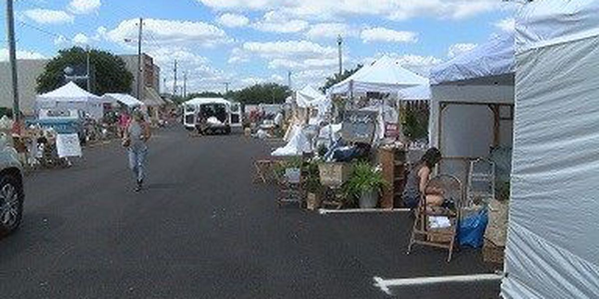 Traveling antique and vintage market makes first stop in Laurel this weekend