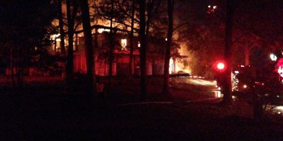 Forrest Co. fire destroys home